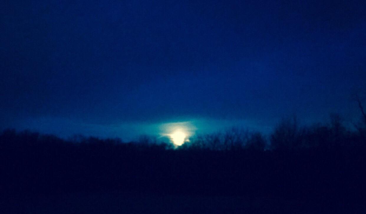 Blue Moon January 31, 2018